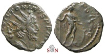 Ancient Coins - Pamphill Hoard (UK) - Victorinus Antoninianus - VIRTVS AVG - AGK 23