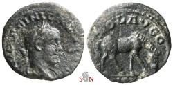 Ancient Coins - Gallienus AE 20 mm - Alexadria - Troas - SNG Cop 203