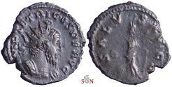 Ancient Coins - Tetricus I Antoninianus - SALVS AVGG - Elmer 788