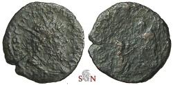 Ancient Coins - Postumus Antoninianus - RESTITVTOR GALLIAR - Elmer 587
