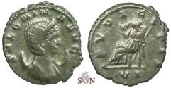 Ancient Coins - Salonina Antoninianus - PVDICITIA - RIC 25