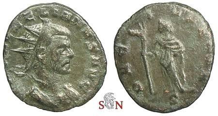 Ancient Coins - Aurelianus Antoninianus - DACIA FELIX - RIC 108
