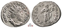 Ancient Coins - Postumus Antoninianus - SALVS POSTVMI AVG - Elmer 414
