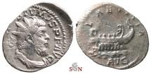 Ancient Coins - South Petherton Hoard (UK) - Postumus Antoninianus - LAETITIA AVG - Elmer 130