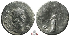 Ancient Coins - Gallienus Antoninianus - PROVI AVG - Siscia mint - Goebl 1461