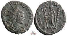 Ancient Coins - Claudius II Gothicus Antoninianus - Fides standing left - RIC 149