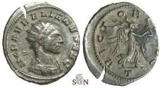 Ancient Coins - Aurelianus Antoninianus - VICTORIA AVG - RIC 143