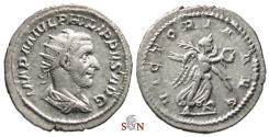 Ancient Coins - Philippus I. Arabs Antoninianus - VICTORIA AVG - RIC 49b