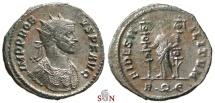 Pamphill Hoard (UK) - Probus Antoninianus - FIDES MILITVM - RIC 169