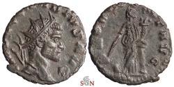 Ancient Coins - Claudius II Gothicus Antoninianus - PROVIDENT AVG - RIC 91