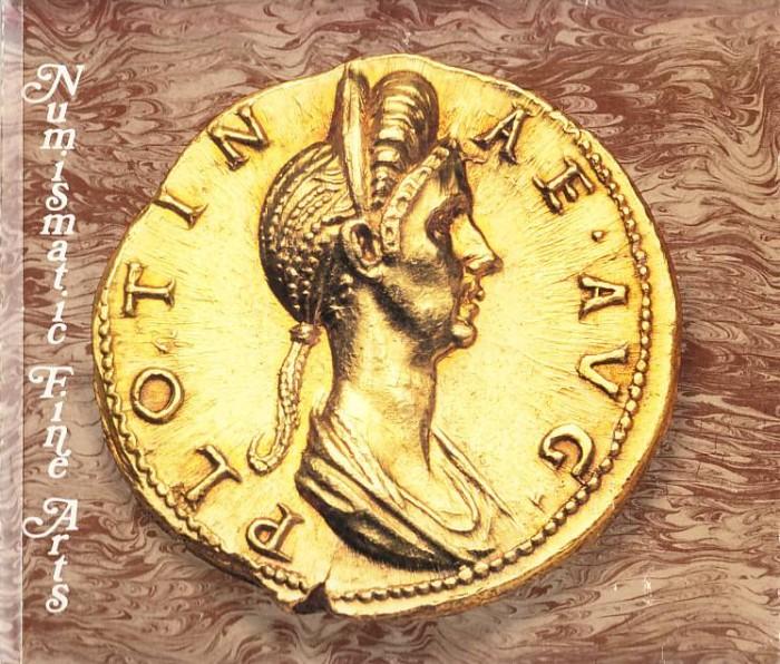 Ancient Coins - Numismatic Fine Arts Auction catalog XX, Ancient Greek and Roman Coins, 9th March 1988.