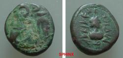 Ancient Coins - 750BM8) ELYMAIS ARSACID DYNASTY, ORODES III, CIRCA 2nd cent. AD, VF