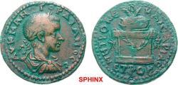 Ancient Coins - 401FFAK19) Very rare.**** PONTUS Neocaesarea (Cabeira) Gordian III AD 238-244. Bronze (AE; 29-30mm; 14.03g; 12h) 241/242. AV K M ANT ΓΟΡΔΙΑΝΟC C Laureate, draped and cuirassed bust