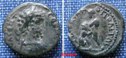 World Coins - 451RM00) MOESIA INFERIOR, Marcianopolis. Septimius Severus. AD 193-211. Æ Assarion (4.84 g, 6h) The first labor of Hercules !!!