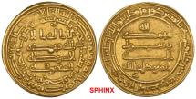World Coins - 329EBC7X) Abbasid, al-Mutawakkil (232-247h), dinar, Misr 246h, 4.22g (Bernardi 158De), minor weakness, good very fine.