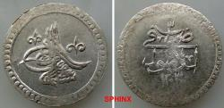 World Coins - 931EF18) OTTOMAN EMPIRE, Sultan Selim III, 1203-1222 AH / 1789-1807 AD, AR 2 Kurush (2 piasters), 42 mm   Diameter, 25.76 grms weight, dually dated accession year 1203 and reignal