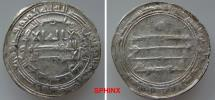 World Coins - 442RK7X) 'ABBASID CALIPHATE, Second Period, AL MU'TASIM BILLAH, 218-227 AH / 833-842 AD, (Abu Ishaq Muhammad b. Al-Rashid), المعتصم بالله in the year 221 AH, RARE