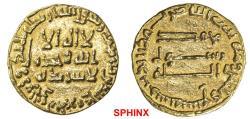 Ancient Coins - 390ECB19) Abbasid, temp. al-Mansur, dinar, 137 h, 4.23 g (Lowick 192), choice very fine.   THE ABBASID CALIPHATE, FIRST PERIOD : AL-MANSOUR, 136-158 AH / 754-775 AD, GOLD DINAR, VF