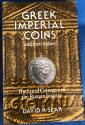 Ancient Coins - 523SEAR) D. R. Sear. Greek Imperial Coins and Their Values. The Local Coinage of the Roman Empire. London 2008. 636 pages. Valuations in pounds; Useful for ROMAN PROVINCIAL COINS;