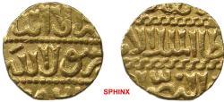 World Coins - 142CKH5) Mamluk, al-Ashraf Aynal (857-865h), Gold Ashrafi, al-Qahira 863h, 3.40g, 15 mm (SICA 6:1486   [same dies]; A 1012). Very fine.