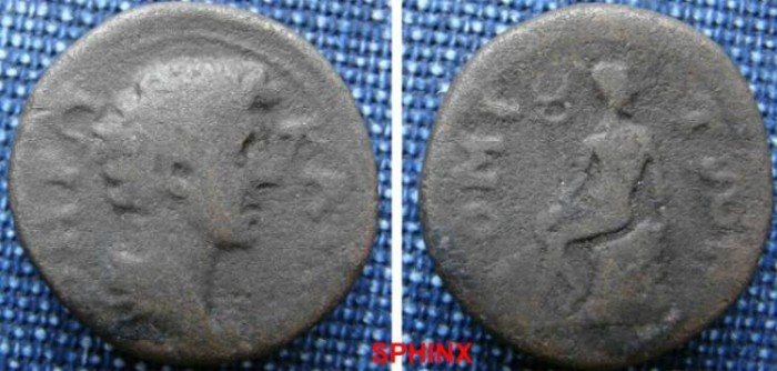 Ancient Coins - 755EE0) Thrace, Moesia Inferior, Tomis, Marcus Aurelius (161 – 180 A.D.) AE 18.5 mm, 4.34 grms, Obv: AYPHΛI KAIC.                            from the J.P. Righetti collection