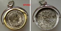 139EM17) GORDIAN III. 238-244 AD. AR Denarius (21 mm, 2.89 grms). Struck 241-243 AD. IMP GORDIANVS PIVS FEL AVG, laureate, draped, and cuirassed bust right / VF+