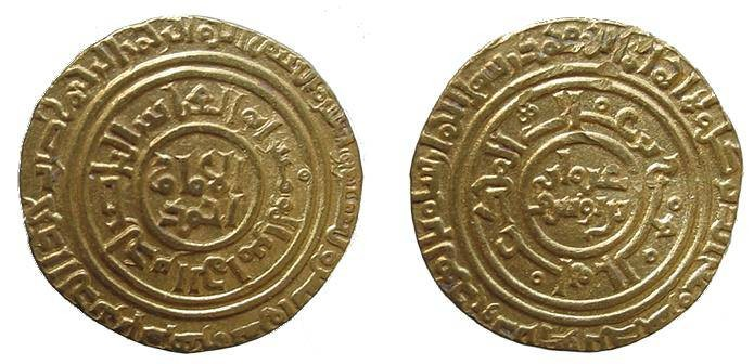 Ancient Coins - 1135CKG) AYYUBIDS, AL-AZIZ UTHMAN, 589-595 AH / 1193-1198 AD, GOLD DINAR, STRUCK AT AL-QAHIRA (PRESENT DAY CAIRO, EGYPT) IN THE YEAR 592 AH,  BOTH MINT AND DATE CLEAR; WITH AL IMAM