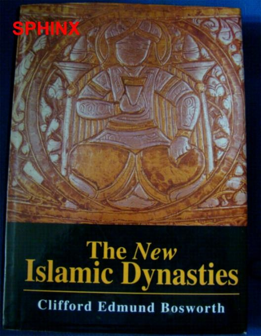Ancient Coins - 13NID) The New Islamic Dynasties: A Chronological and Genealogical Manual by C. E Bosworth (Author); Columbia University Press,   1996; 186 dynasties listed in 389 pages, Hardbound