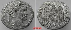 Ancient Coins - 931KF7X) Seleucis and Pieria. Laodicea ad Mare. Macrinus. AD 217-218. AR Tetradrachm (25 mm, 11.77 g).
