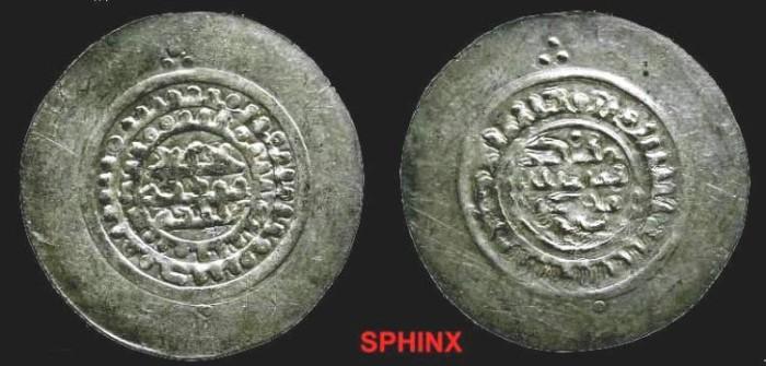 Ancient Coins - 1142KC) SAMANID, MANSOUR I IBN NUH I, MULT DIR XF SHARPEST SPECIMEN SEEN