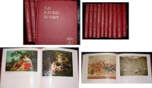 Ancient Coins - LE LIVRE D'ART; ENCYCLOPEDIE ILLUSTREE DE LA PEINTURE, DU DESSIN ET DE LA SCULPTURE