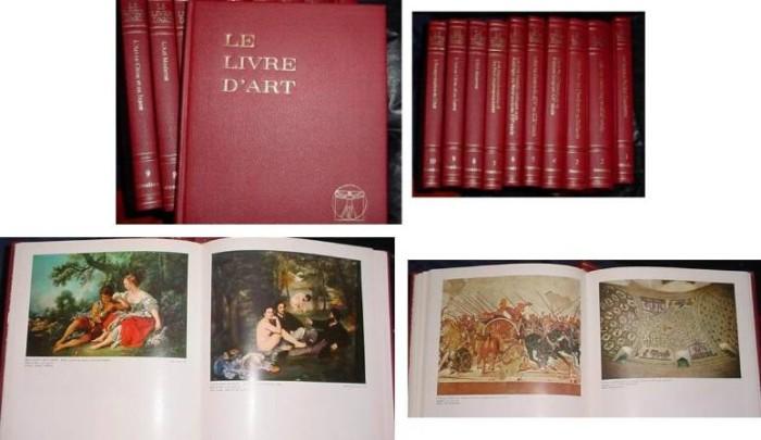 Le Livre D Art Encyclopedie Illustree De La Peinture Du Dessin Et De La Sculpture