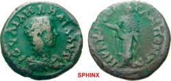 Ancient Coins - 31AK8FM) BITHYNIA Heraclea Pontica Julia Mamaea, Augusta AD 222-235. Bronze (AE; 19-20mm; 4.07g; 7h) IOVΛIA MAMAIA AVΓ Draped bust of Julia Mamaea to right.