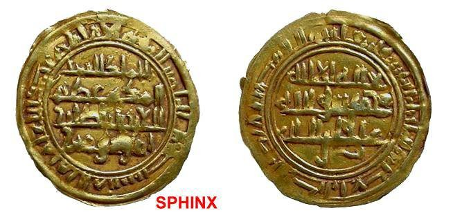 Ancient Coins - 1358MM) FORGOTTEN QUEENS OF ISLAM, THE SULAYHID DYNASTY OF SOUTH ARABIA, QUEEN 'ARWA BINT AHMAD, 484-532 AH / 1091-1137 AD,  AV DINAR, 2.41 GRMS, 23.5 MM, OF FINE STYLE, STRUCK AT