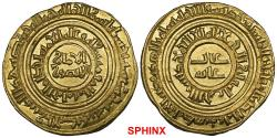 World Coins - 247EKG9X) Fatimid, al-Amir (495-524h), dinar, al-Iskandariya 515h, 4.31g (Nicol 2460), about extremely fine and scarce.