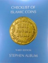 Ancient Coins - A Checklist of Islamic Coins - Stephen Album - 3rd Edition - 2011 - Spiral-Bound