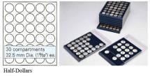 Ancient Coins - Nova Coin Tray - Stackable - 30 compartments