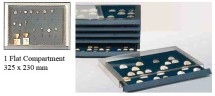 Ancient Coins - Stackable Coin Drawer - 1 Fat Compartments