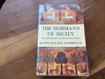 THE NORMANS IN SICILY; THE NORMANS IN THE SOUTH & THE KINGDOM IN THE SUN by JOHN JULIUS NORWICH 1967 Paperback 793 pages Very good