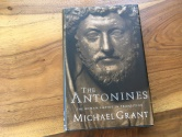 Ancient Coins - THE ANTONINES, THE ROMAN EMPIRE IN TRANSITION, by MICHAEL GRANT 1994 Hardback/jacket 210 pages Very Good