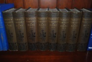 Ancient Coins - DURUY'S HISTORY OF ROME AND THE ROMAN PEOPLE, 1883 [8 VOLUMES. OVER 5800 PAGES. OVER 3000 ENGRAVINGS, 100 MAPS AND PLANS.] VERY FINE/EXTREMELY RARE