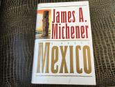 Ancient Coins - MEXICO by JAMES A. MICHENER, 1992 First edition, Hardback/Jacket, 625 pages, Very Good.