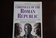 Ancient Coins - CHRONICLE OF THE ROMAN REPUBLIC BY PHILIP MATYSZAK 2003 240 PAGES HARDBACK/DUST JACKET LIKE NEW