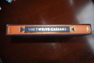 Ancient Coins - THE TWELVE CAESARS BY SUETONIUS [FOLIO SOCIETY EDITION 1992] HARDBACK/CASE EXCELLENT CONDITION 318 PAGES
