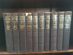 THE LIFE AND WORKS OF THOMAS PAINE intro by THOMAS EDISON 10 VOLUMES 1925 PATRIOTS EDITION and signed by editor VAN DER WEYDE