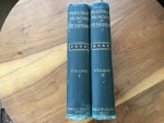 PERSONAL MEMOIRS OF P.H. SHERIDAN, 2 VOLUMES 1ST EDITION CHARLES WEBSTER 1888  Fair Condition