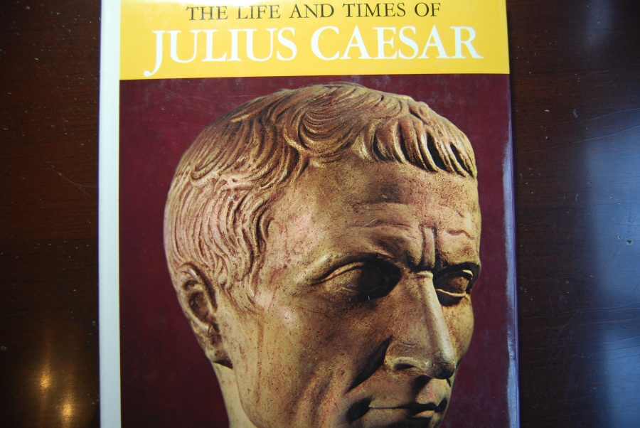 the biography of the life and times of julius caesar Julius caesar biography and imperator for life a particularly opportune time after crassus' death (53 bc), caesar was enmeshed in the.