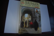 Ancient Coins - MY JERUSALEM by TEDDY KOLLEK & SHULAMITH EISNER 1990  Hardback/dust jacket 160 Pages TWELVE WALKS IN THE WORLD'S HOLIEST CITY.