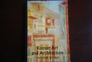 Ancient Coins - ROMAN ART AND ARCHITECTURE BY MORTIMER WHEELER 1964 (250 PAGES) PAPERBACK VERY GOOD