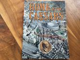 Ancient Coins - ROME OF THE CAESARS by Leonardo B. Dal Maso,  Printed in Italy  1999 Paperback 125 pages